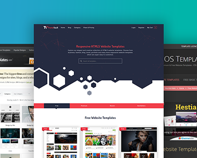 10 Free Website Templates you must look out in 2018