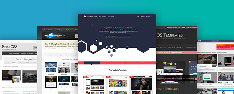 free-html-website-templates